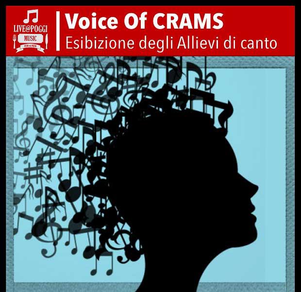 CRAMS: VOICE OF CRAMS E SPEEDLAB