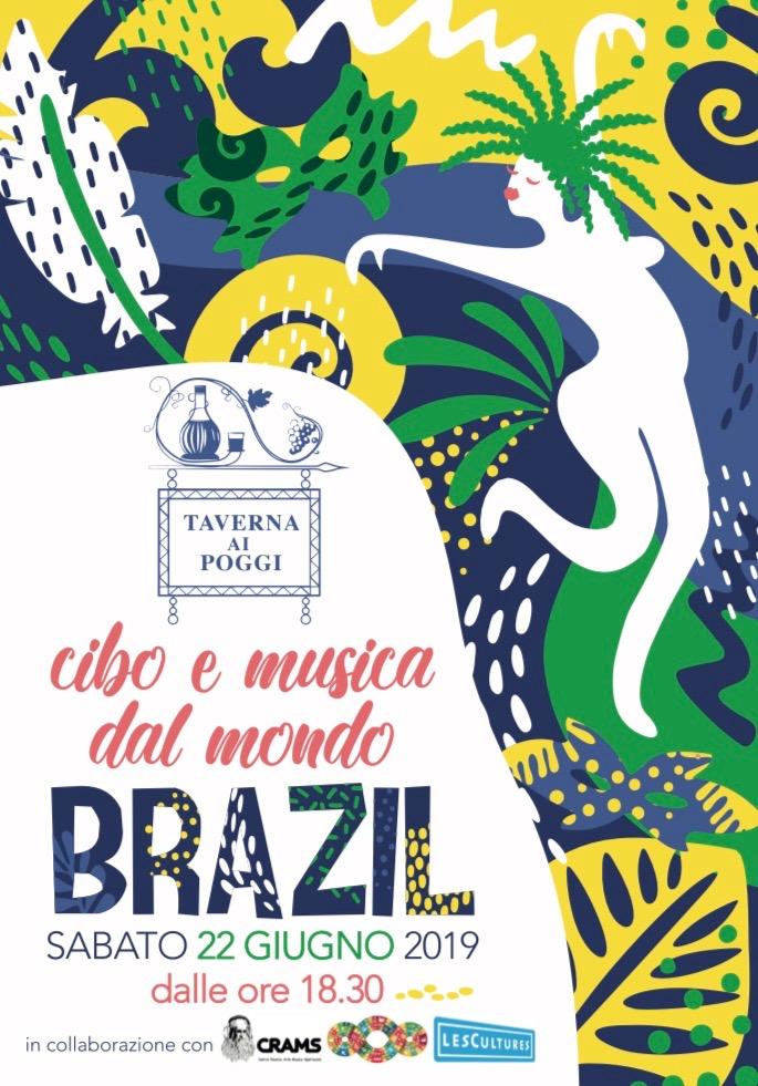 CIBO&MUSICA DAL MONDO – BRASILE
