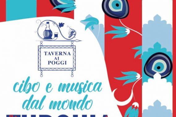 CIBO&MUSICA DAL MONDO – TURCHIA